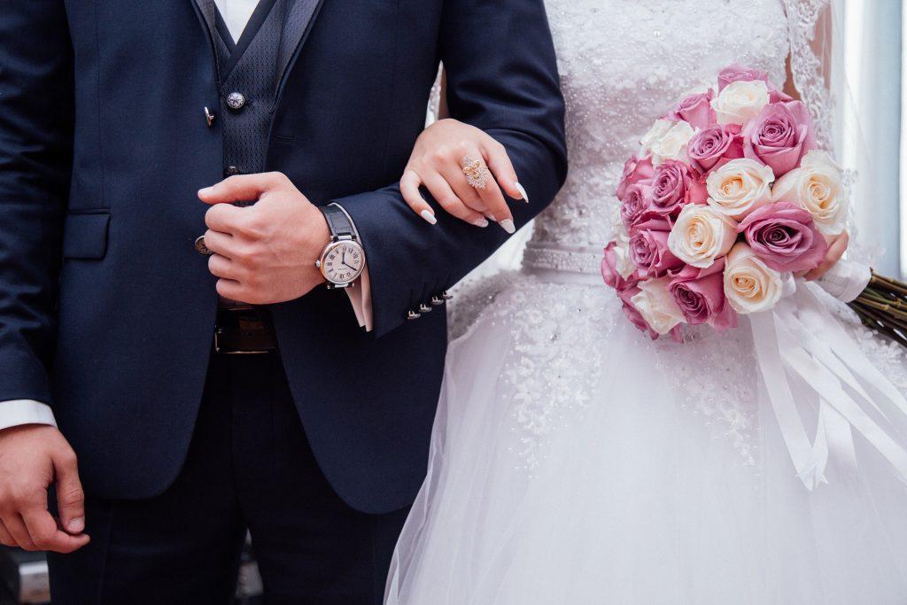 Wedding transformation